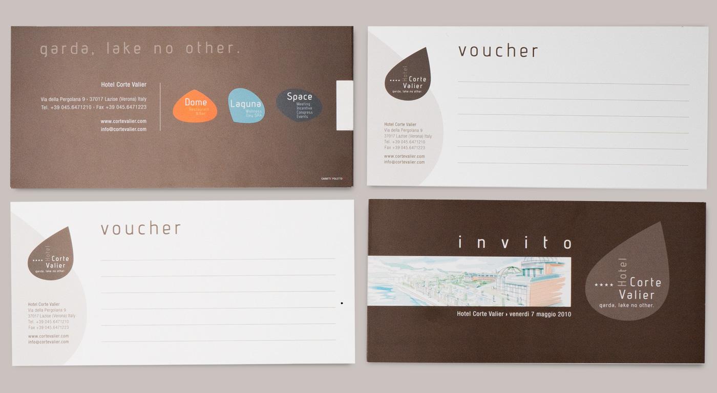 Hotel Corte Valier - voucher