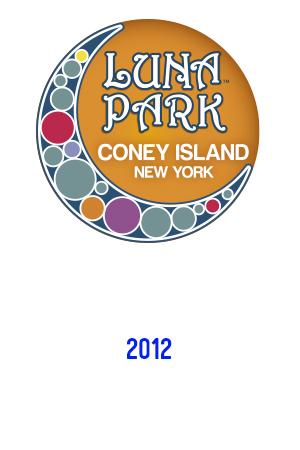 Logo Luna Park 2012