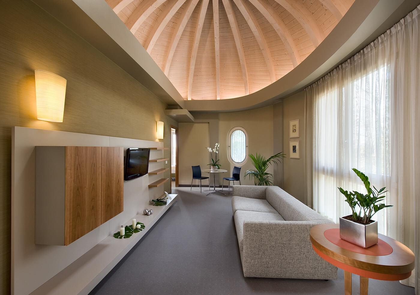 Hotel Corte Valier - shooting interni