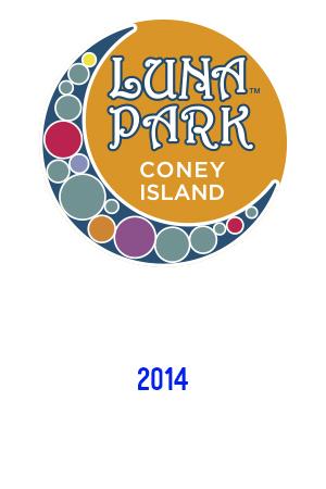 Luna Park logo 2014