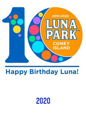 Luna Park logo 2020