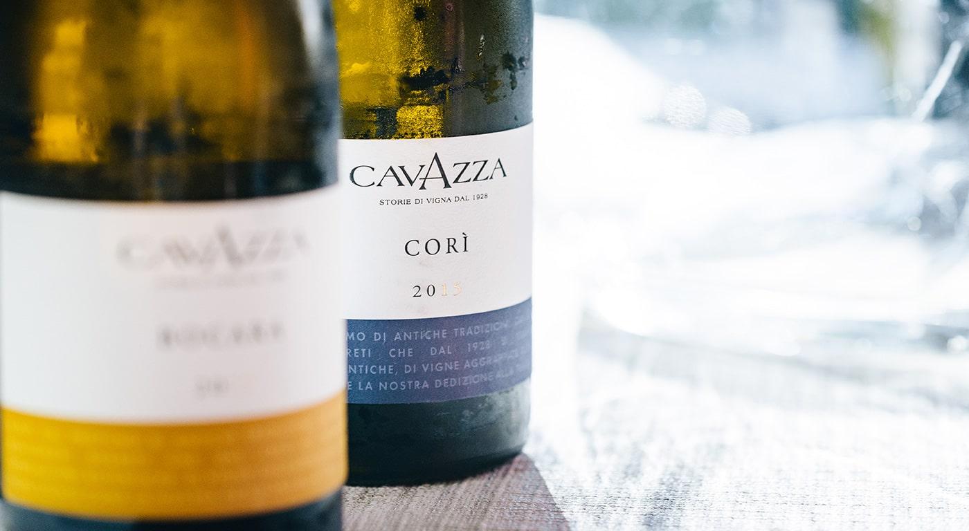 Cavazza shooting bottiglie