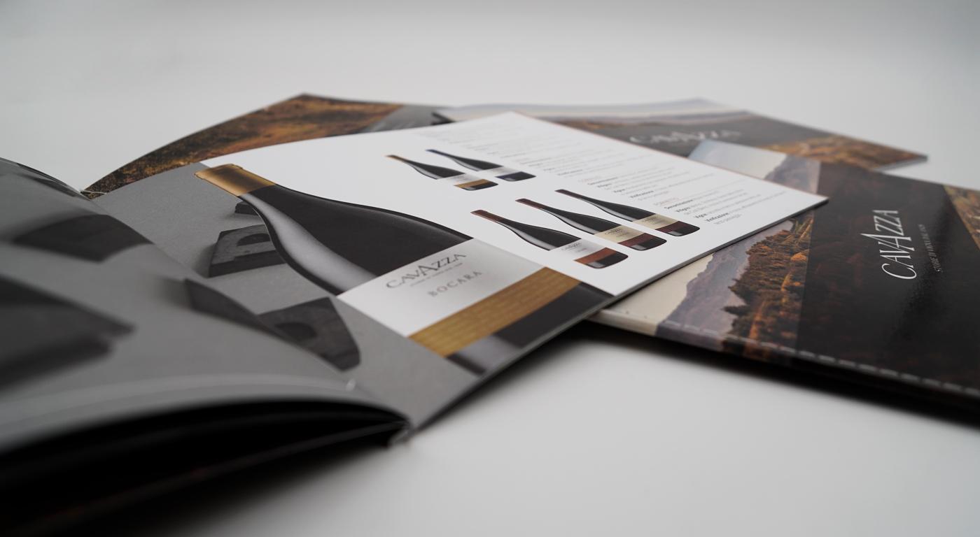 Brochure Vini Cavazza
