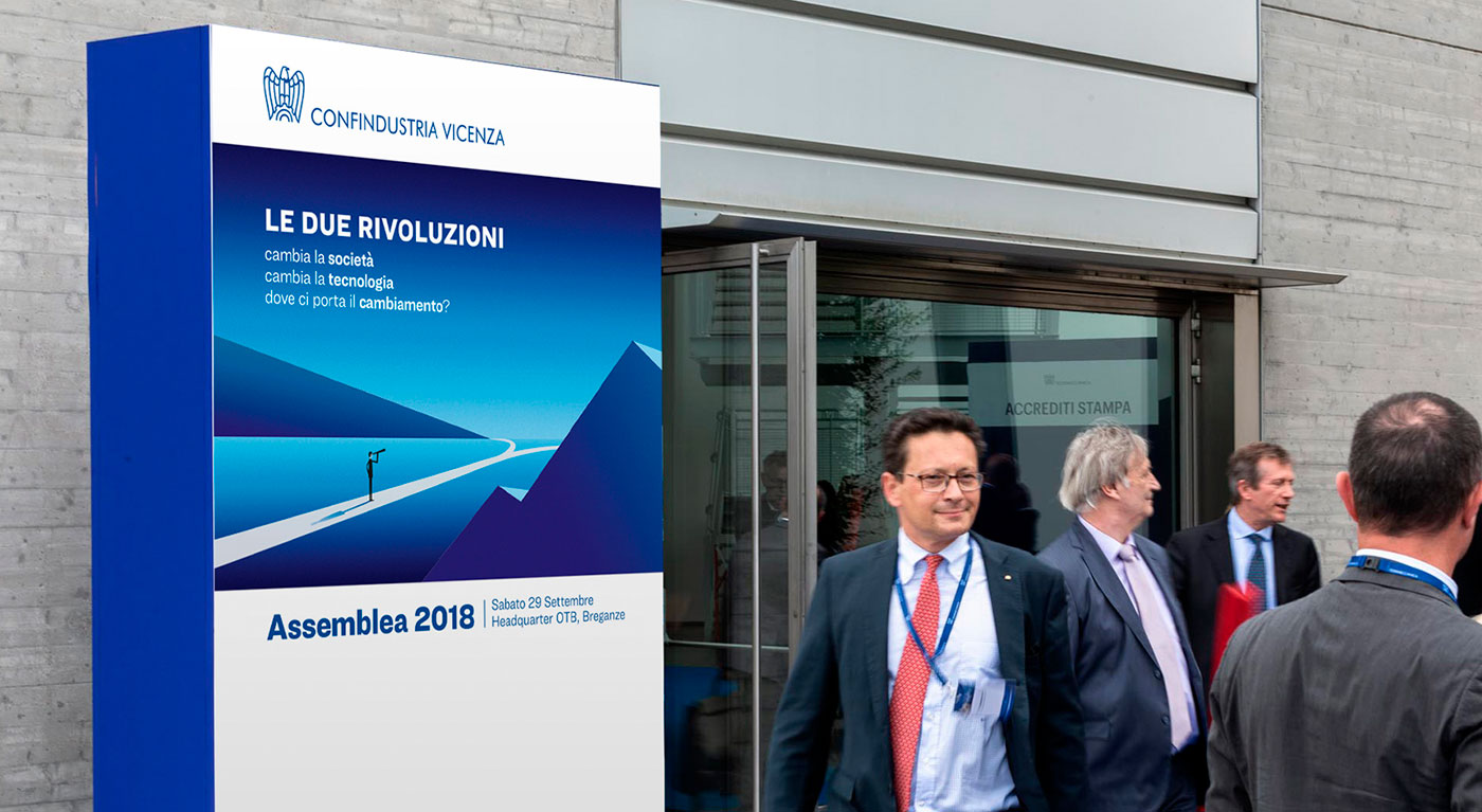 Assemblea 2018 Confindustria Vicenza