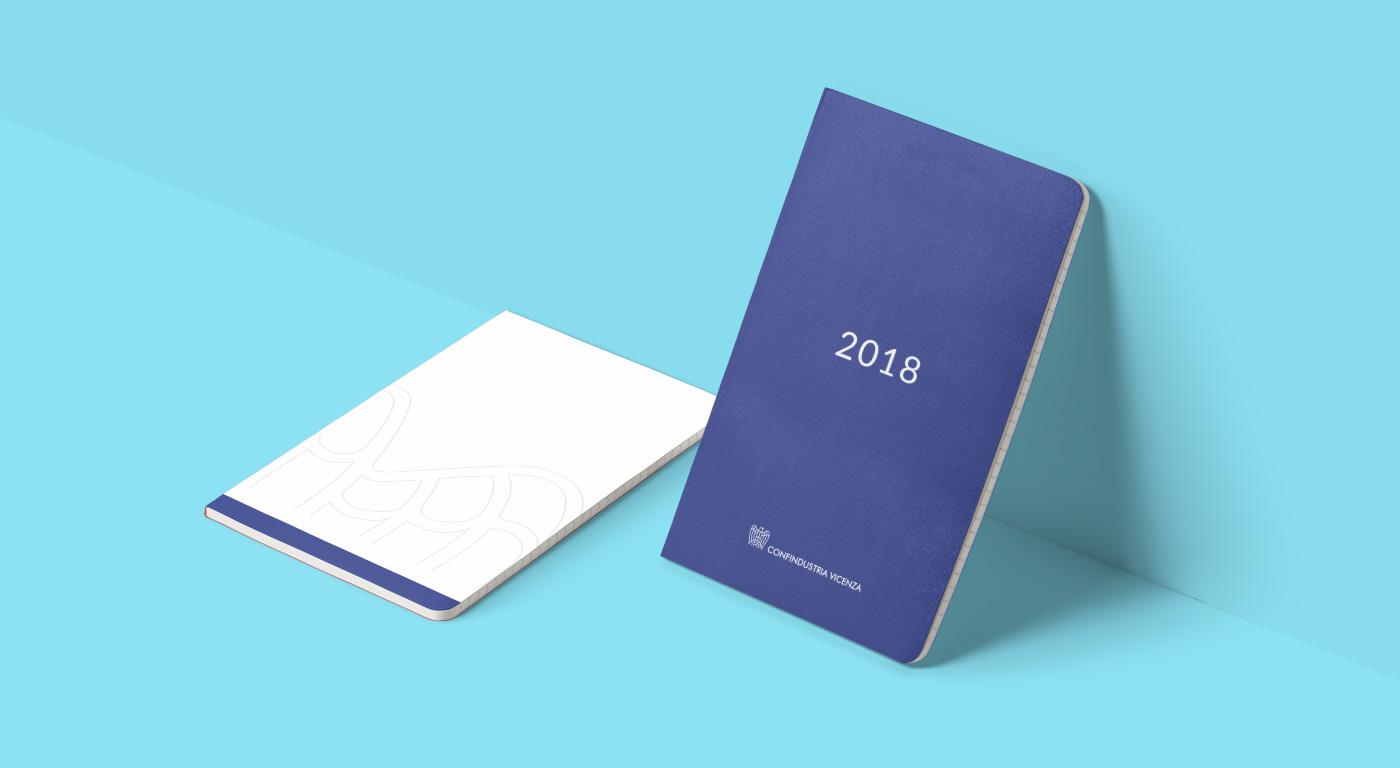 Gadget Assemblea 2018 Confindustria Vicenza