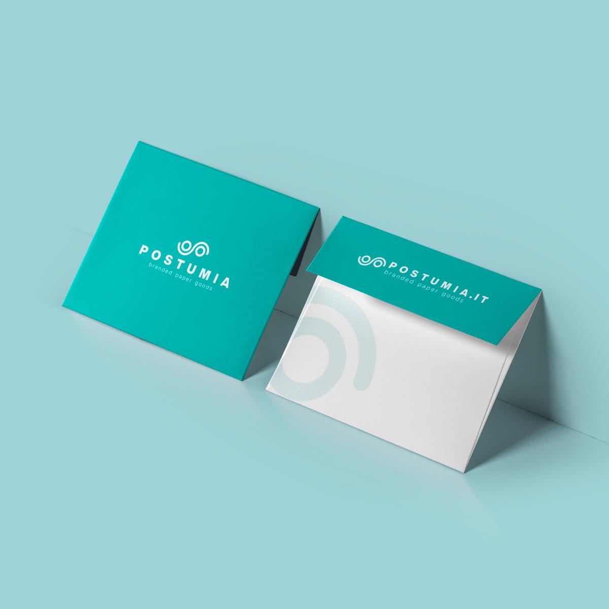 Postumia - brand identity