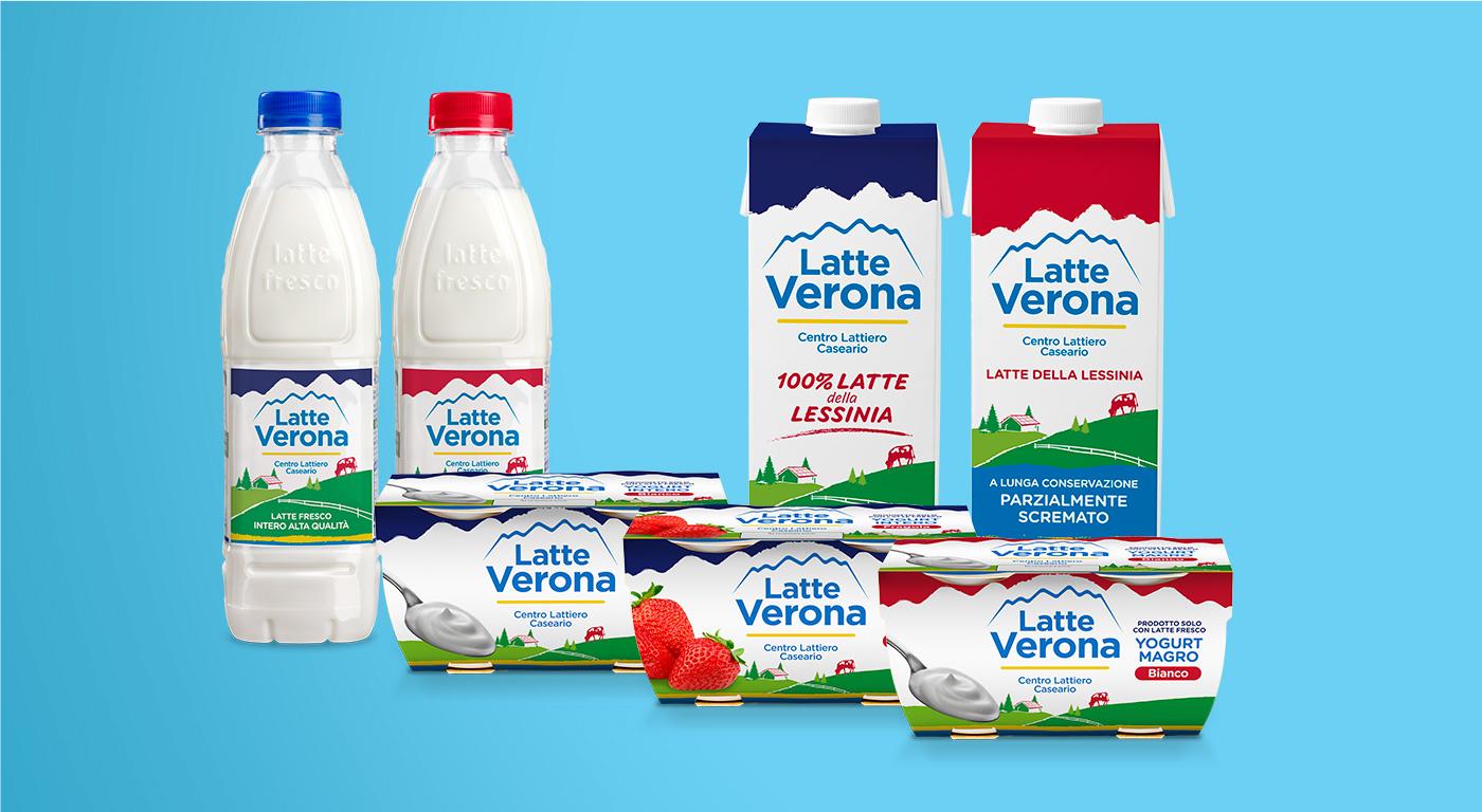 Prodotti Latte Verona