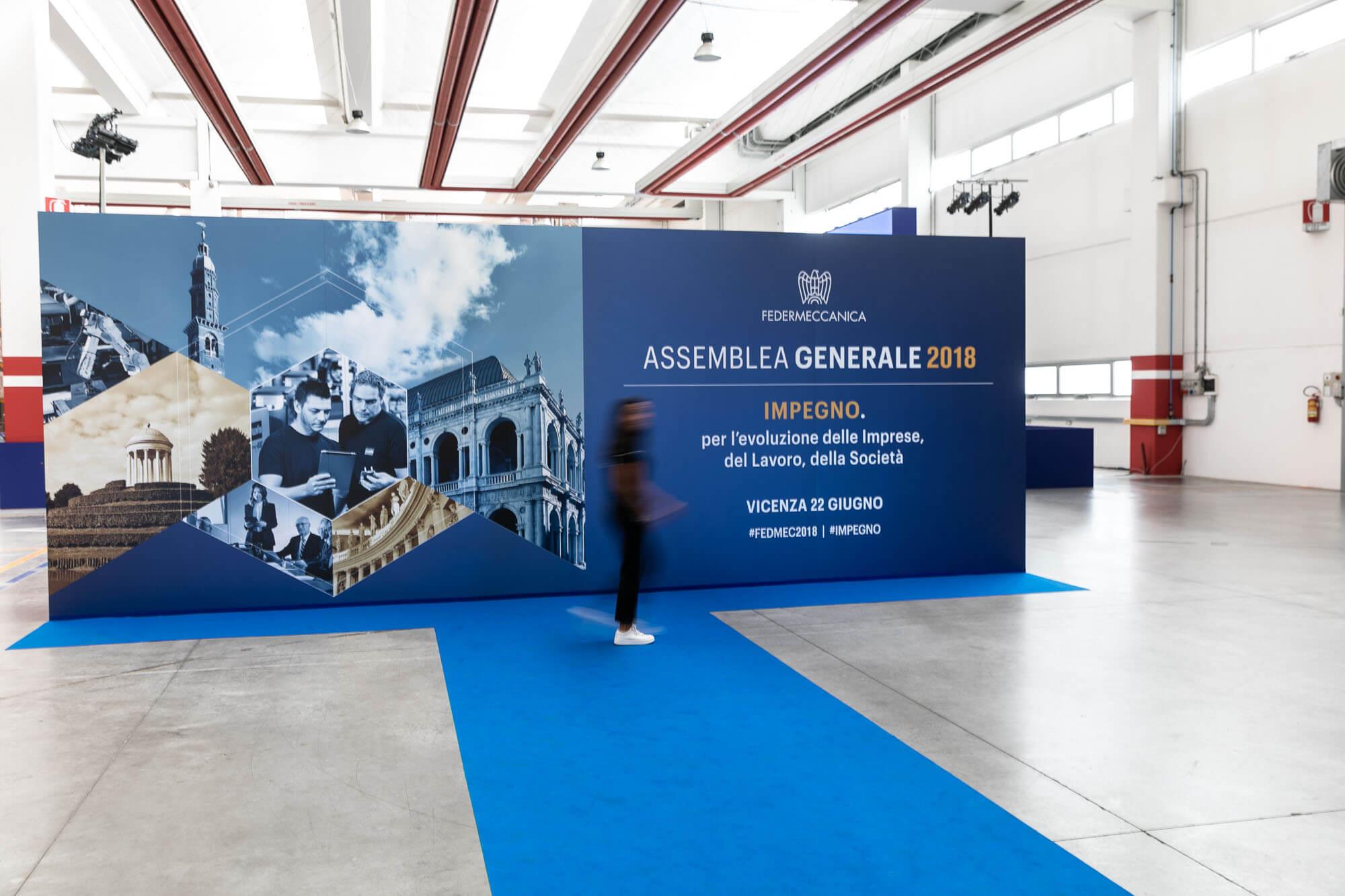 Assemblea generale 2018 Federmeccanica