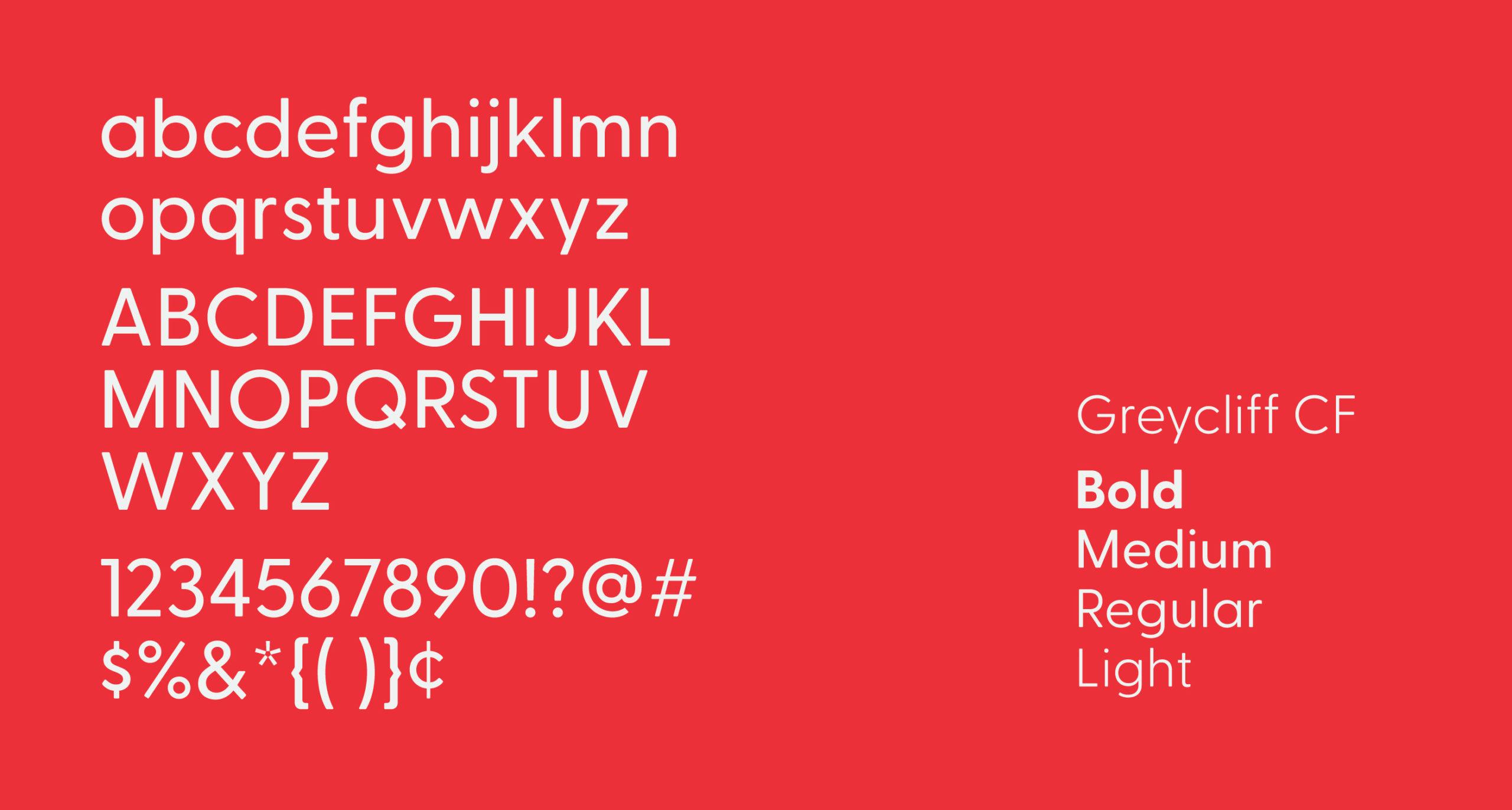 branding Sintesia font
